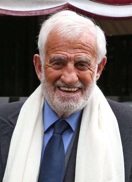 Jean-Paul Belmondo fête ses 80 ans
