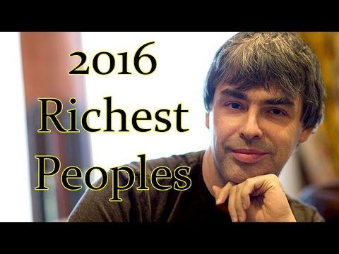 11th to 20th Richest of 2016 - YouTube