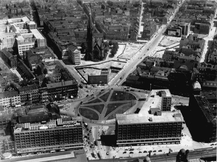 Berlin, Alexanderplatz, Anfang 30er