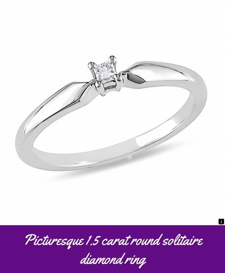 Find Out About 1 5 Carat Round Solitaire Diamond Ring Simp Beautiful Diamond Engagement Ring Custom Diamond Engagement Rings Twist Diamond Engagement Rings
