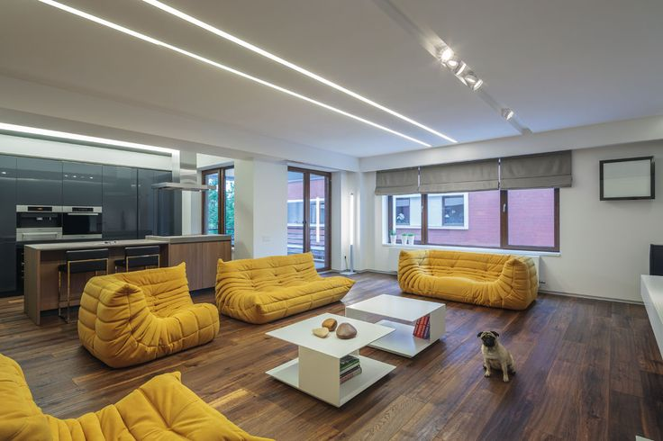 Intra high end residential lighting project in budapest for Modern residential lighting