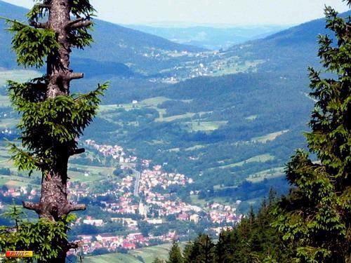 Rabka Poland min from where my Mom grew up