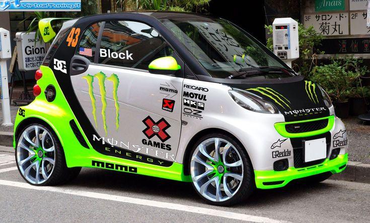 X Wheels On X  Car