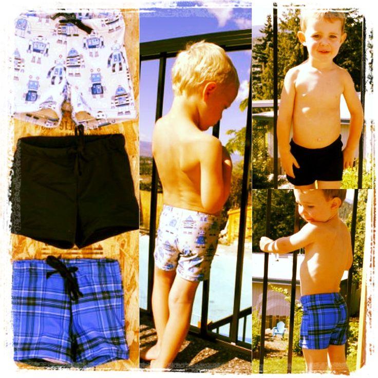 Stylin' retro shorts for the little guys. https://www.etsy.com/shop/BrokBoys