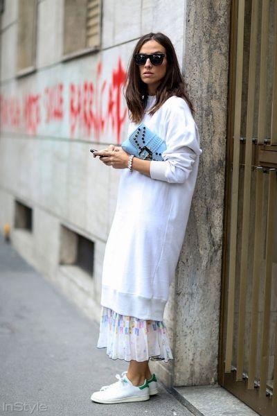 Milano Moda Haftası`ndan Sokak Stilleri