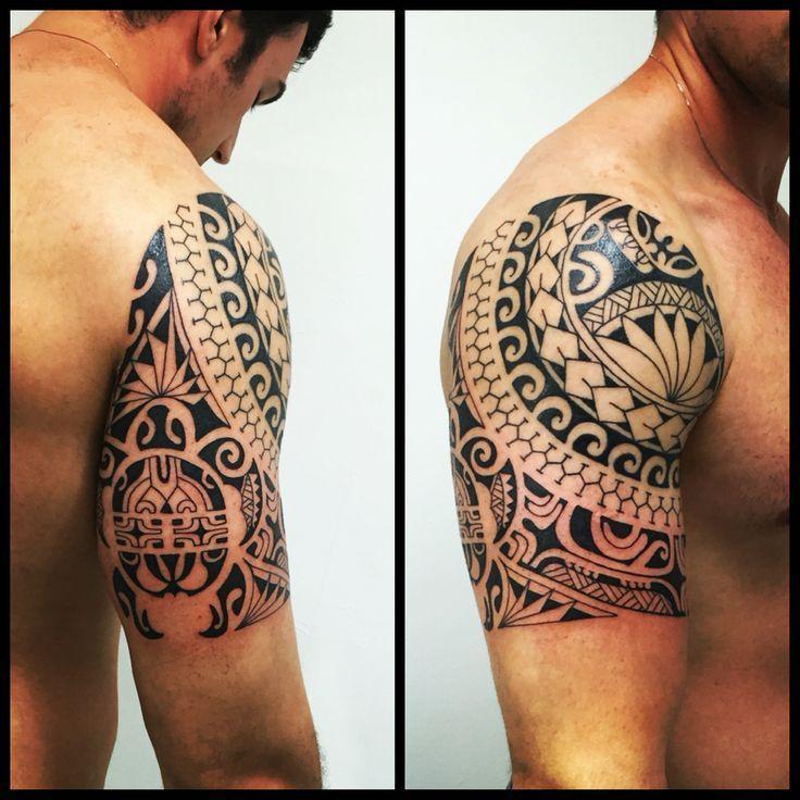 25 best maori tattoo arm ideas on pinterest maori tattoo meanings polynesian tribal and. Black Bedroom Furniture Sets. Home Design Ideas