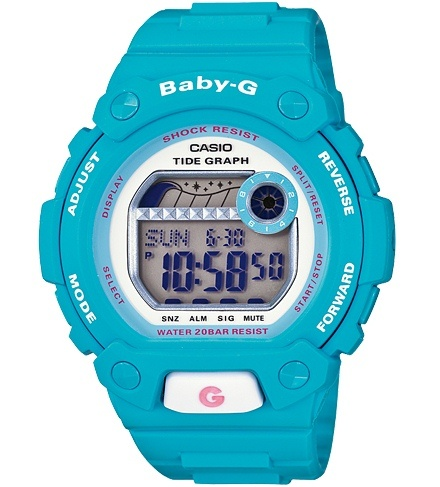 THE SUPPLY SHOPPE - Product - CW401 BABY G DIGITAL (BLX-102-2BDR)