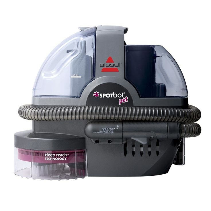 Bissell SpotBot Pet Portable Carpet Cleaner 33N8A (Grey) (Acrylic)