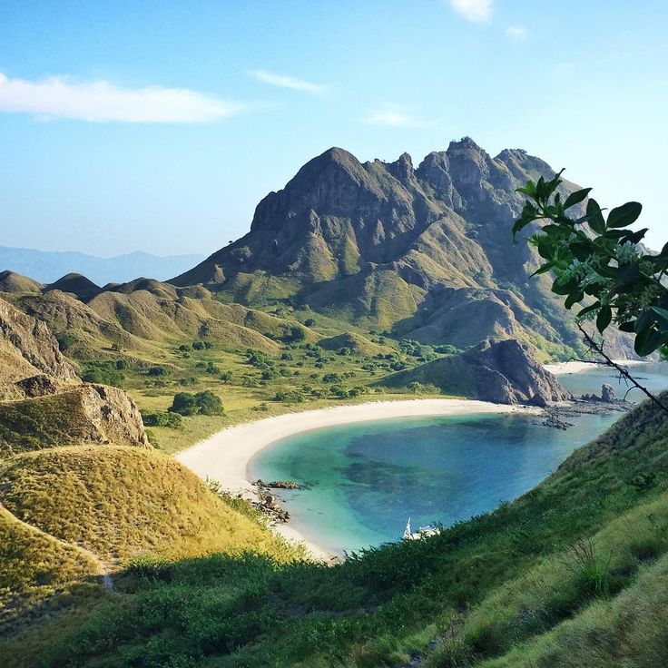 Good night  Loc: Padar Island, Flores Indonesia