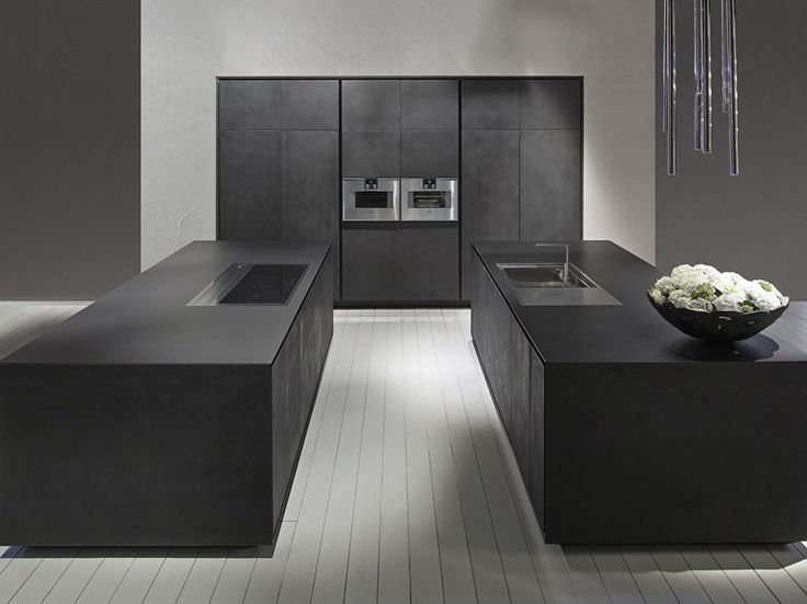 Kitchen with island ONE by RIFRA