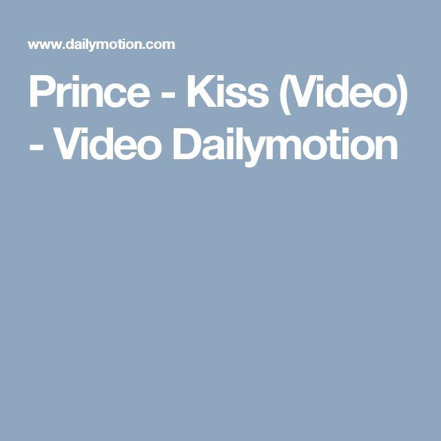 Prince - Kiss (Video) - Video Dailymotion