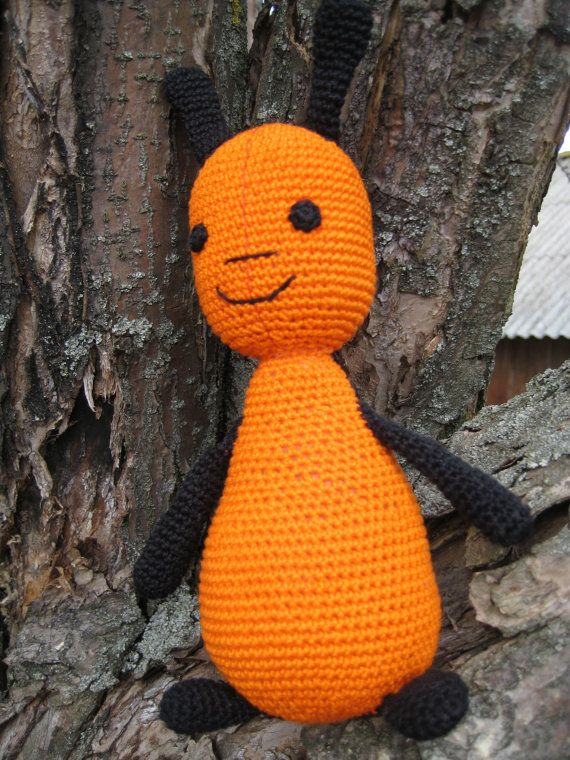 Bing Bunny Flop Carer Soft Toy, Hand Knitted, Amigurumi, Children's toy cartoon, baby Toys
