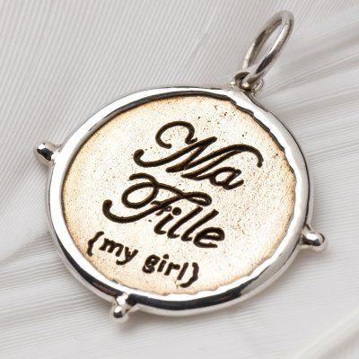 My girl charm #983 > RRP $AUD26.40 | PALAS Jewellery