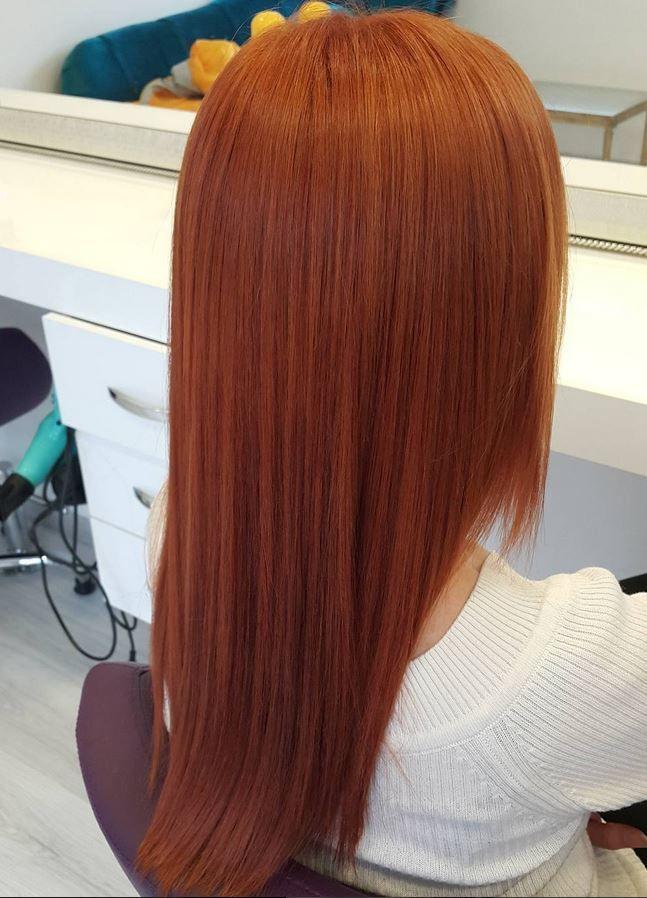 copper hair color - Hair color ideas - Saç Modelleri-Saç Renkleri (26)