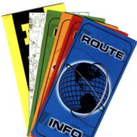 Throughout the race, clues indicate tasks that teams must complete, directions where teams must...