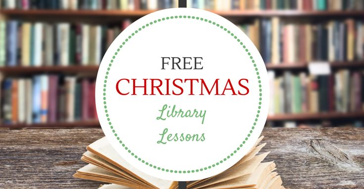 Merry Christmas from Elementary Librarian! This can be a crazy time of year, so we hope these lesson plans take a little of the pressure off!