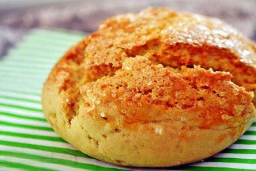 Portakallı Şam Kurabiyesi