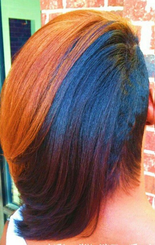 hair style tryer 1000 ideas about two toned hairstyles on 8465 | e8465e86d1f6d4e75fffa1f5d0a04c7b