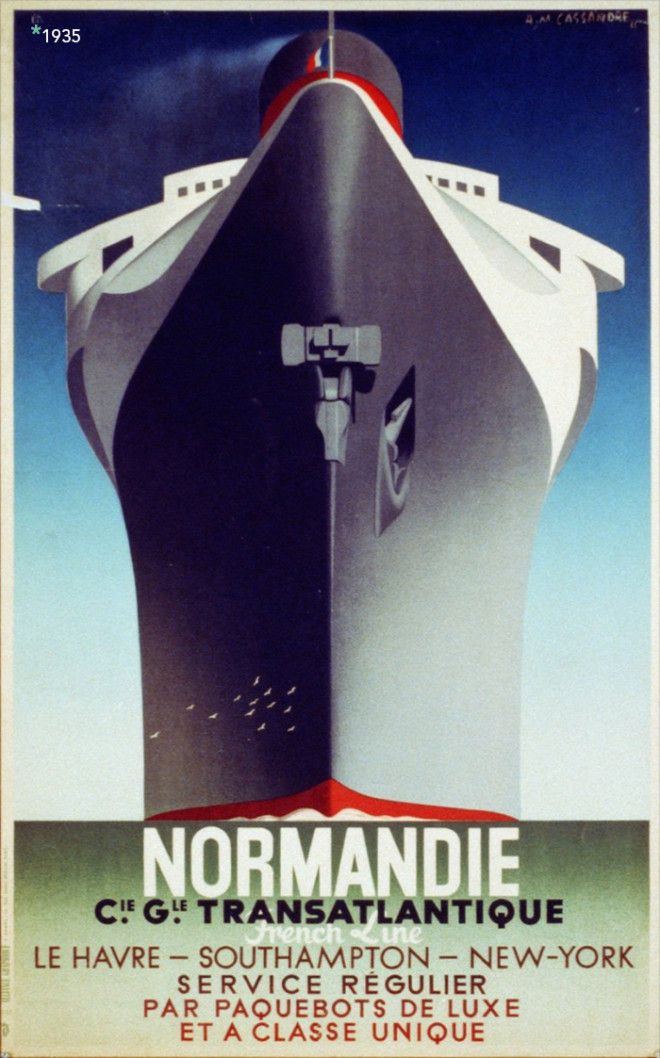 Since*: Normandie