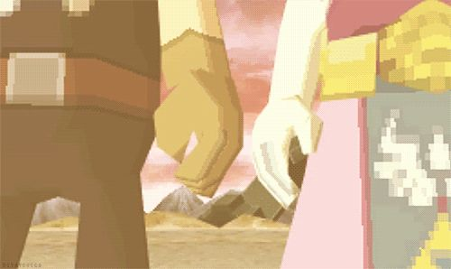 [Gamer] Top 5 romances entre Link y Zelda