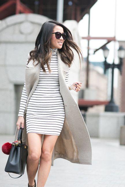 Stripes :: Wool vest