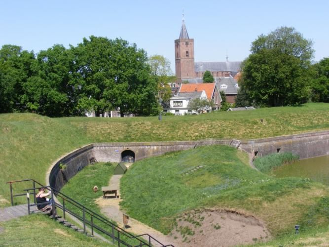 Naarden, The Netherlands - Fortress Museum
