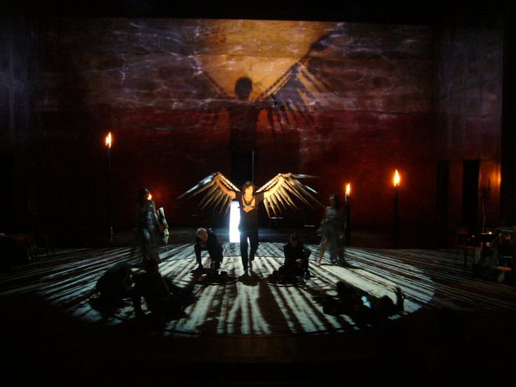 The Tempest, Bridge Project (2010) — Tom Piper - Theatre Design