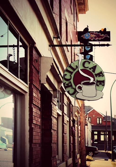 Cecil Cafe in Medicine Hat