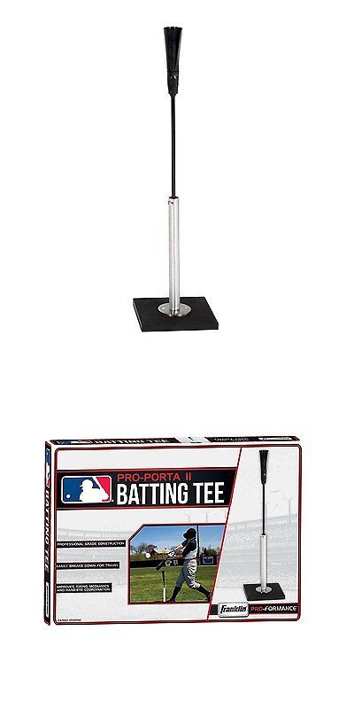 Batting Tees 108139: Baseball Batting Tee Portable Tee 37 Baseball Hitting Practice Training Aids -> BUY IT NOW ONLY: $59.31 on eBay!