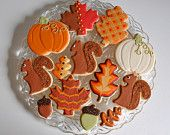SOLD OUT - Autumn Harvest Cookie Collection