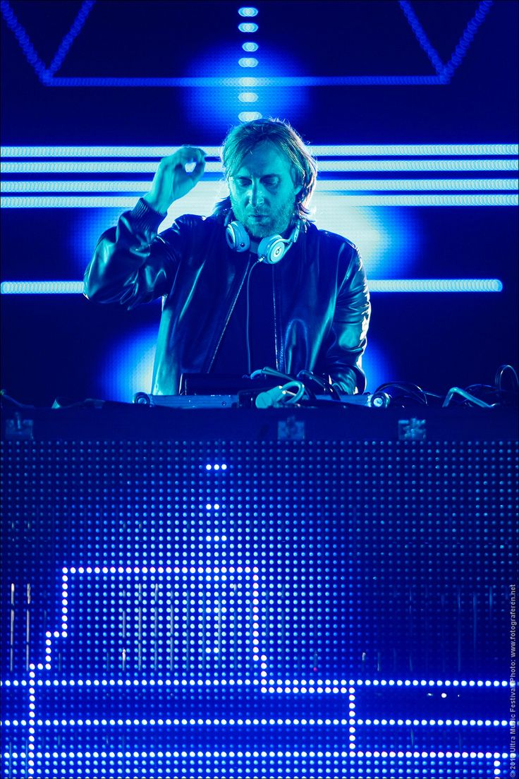French house music producer and DJ David Guetta davidguetta.com