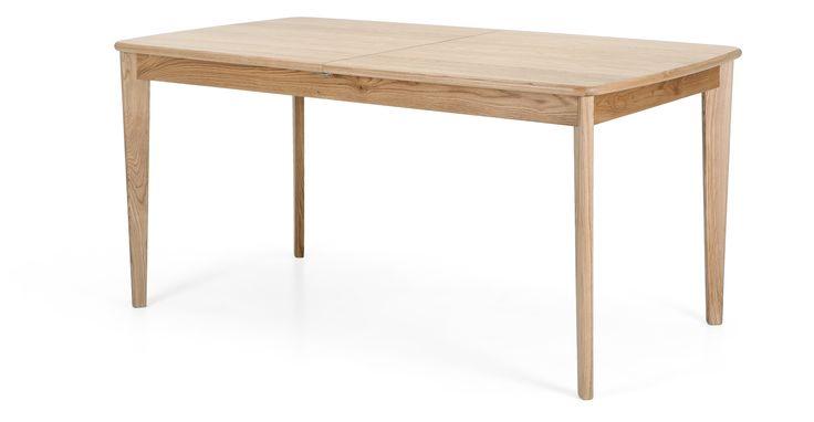 die besten 25 esstisch eiche ausziehbar ideen auf pinterest runder ausziehbarer esstisch. Black Bedroom Furniture Sets. Home Design Ideas
