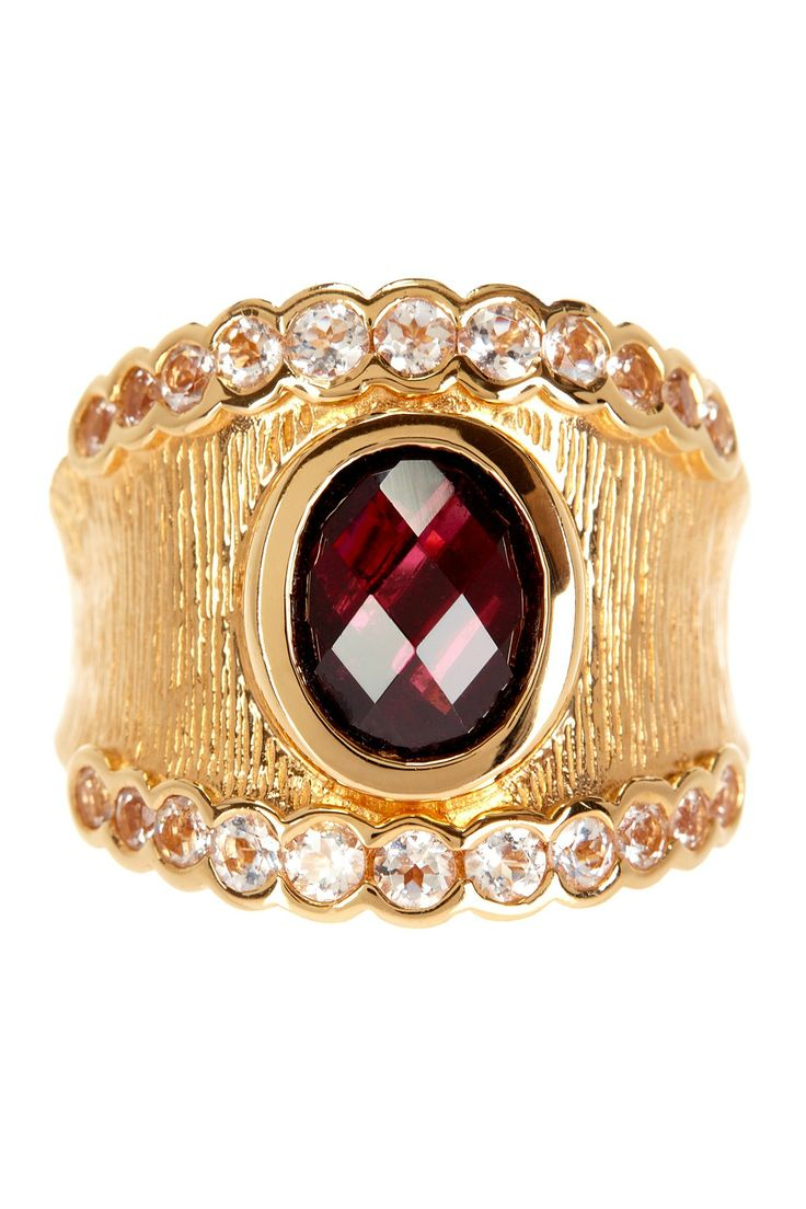 Find This Pin And More On Garnet Jewelry