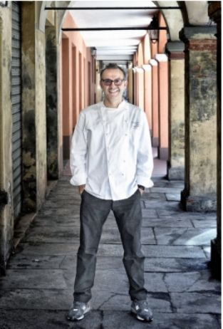 "Italian Chef Massimo Bottura Awarded ""Nobel"" of Gastronomy 