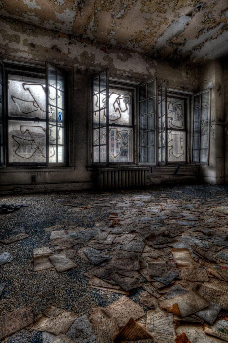 The Deserted House