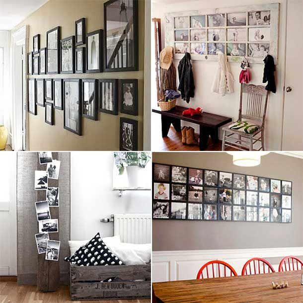10 Best idee u00ebn over Fotolijstjes Ophangen op Pinterest   Fotolijst indelingen, Afbeeldingen