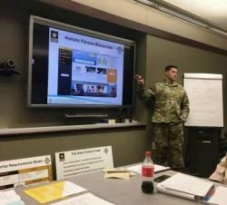 Civilian training alive and well in the U.S. Army Corps of Engineers