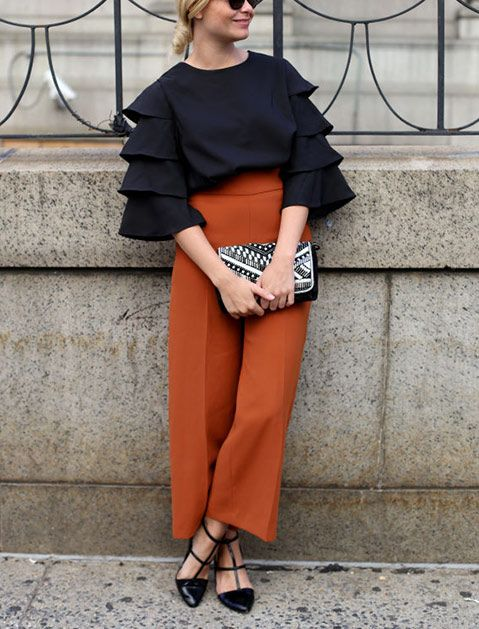 The 7 Most Wearable Fall Trends from New York Fashion Week via @PureWow