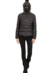 AI RIDERS ON THE STORM for @LUISAVIAROMA.COM LIMITED EDITION STUDDED DOWN JACKET