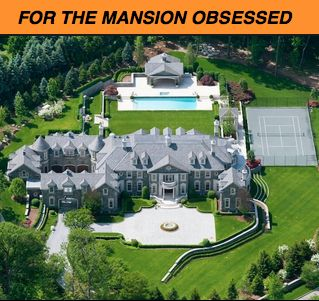 Bob Seger's 30,000 Square Foot Michigan Mega-Mansion « Homes of the Rich – The Web's #1 Luxury Real Estate Blog