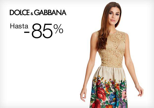 """Dolce & Gabbana es una de las marcas más representativas de la moda italiana en el mundo. Famosa por sus estampados animales, colorido y su diseño inspirado en la filmografía italiana, todas estas cualidades hacen de su colección de ropa y accesorios una referencia de moda y estilo internacional.  <br><br><strong>No te pierdas el evento <a href="""" http://es.buyvip.com/#page=b&sale=A222OHR3975VV5&preview=1"""" style=""""color: rgb(63,63,63)"""">Dolce & Gabbana HOMBRE</a></strong>  <br><br><strong>No te…"""