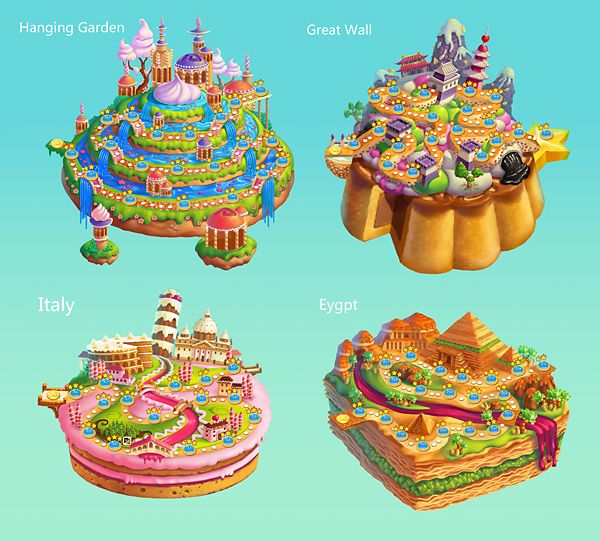 Cookie JAM: Sweet floating islands | Junxue Li | LinkedIn