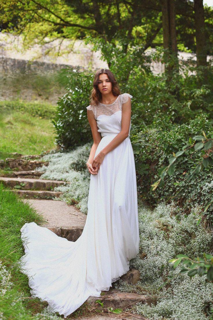 Rose  Adeline Bauwin Créatrice de robe de Mariée sur mesure