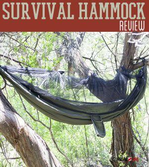 Camping Hammocks   Hammock Tent Review by Dave Canterbury #survivallife www.survivallife.com