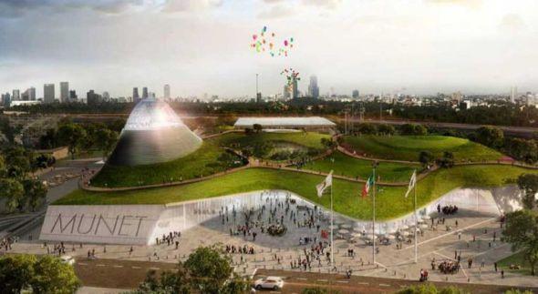 Enrique Norten diseña museo de 9 mil mdp para la CFE en Chapultepec - Noticias de Arquitectura - Buscador de Arquitectura
