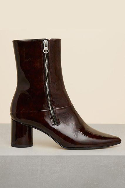 This season, were all about the simple elegance of a high-cut ankle boot.Finery London Stephanie Leather Height Boot, $209, available at Finery London.  #refinery29 http://www.refinery29.com/best-womens-ankle-boots#slide-28