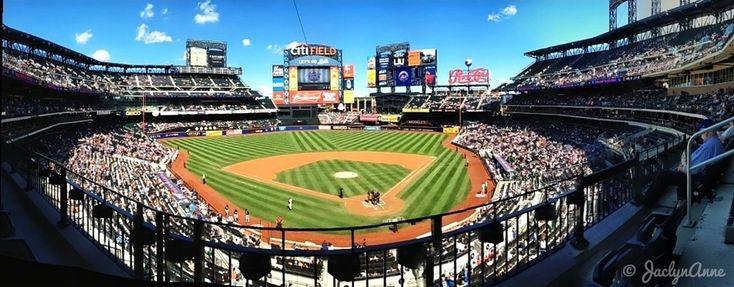 Play Ball! #mets #citifield #nyc #baseball