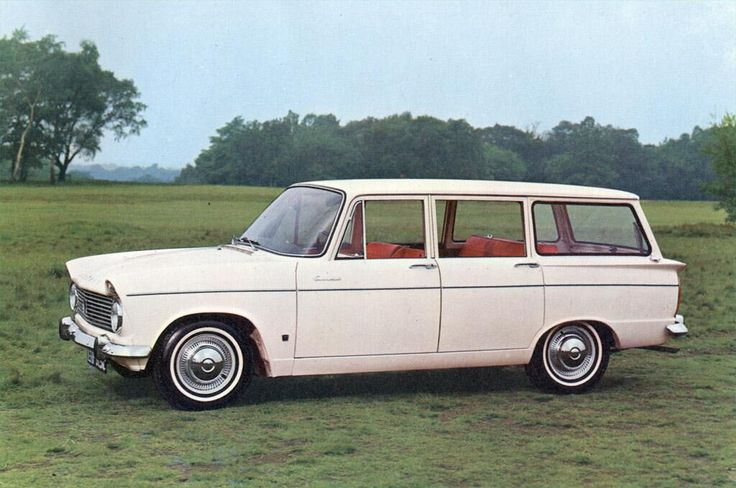 1967 Hillman Super Minx Estate.