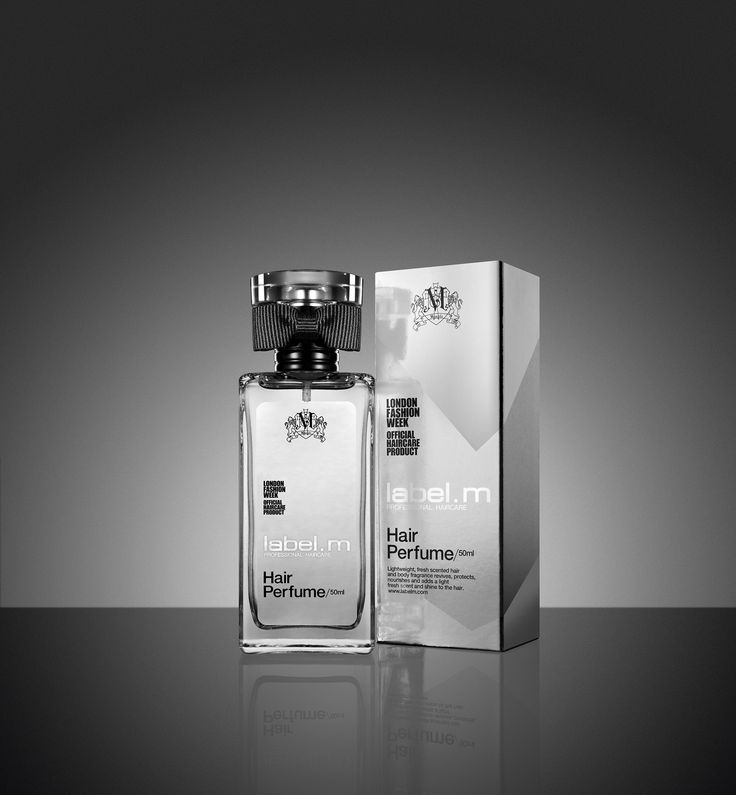 Introducing our first ever fragrance - label.m Hair and Body perfume!