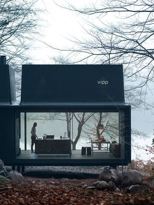 VIPP Shelter | VIPP | Archinect